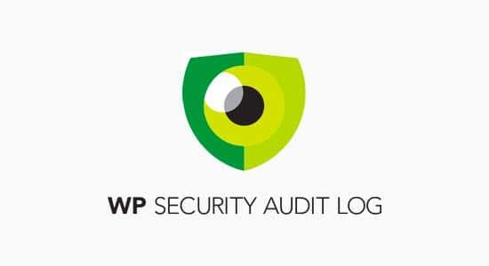 حماية مدونة ووردبريس بواسطة WP security audit log